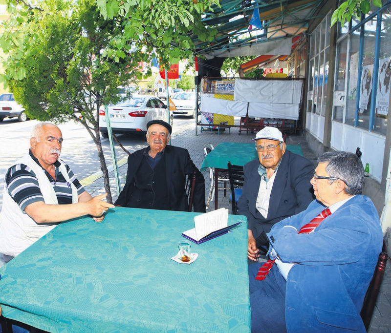 Some Evren residents complain that changing the town's name in honor of the coup leader did not help them at all.
