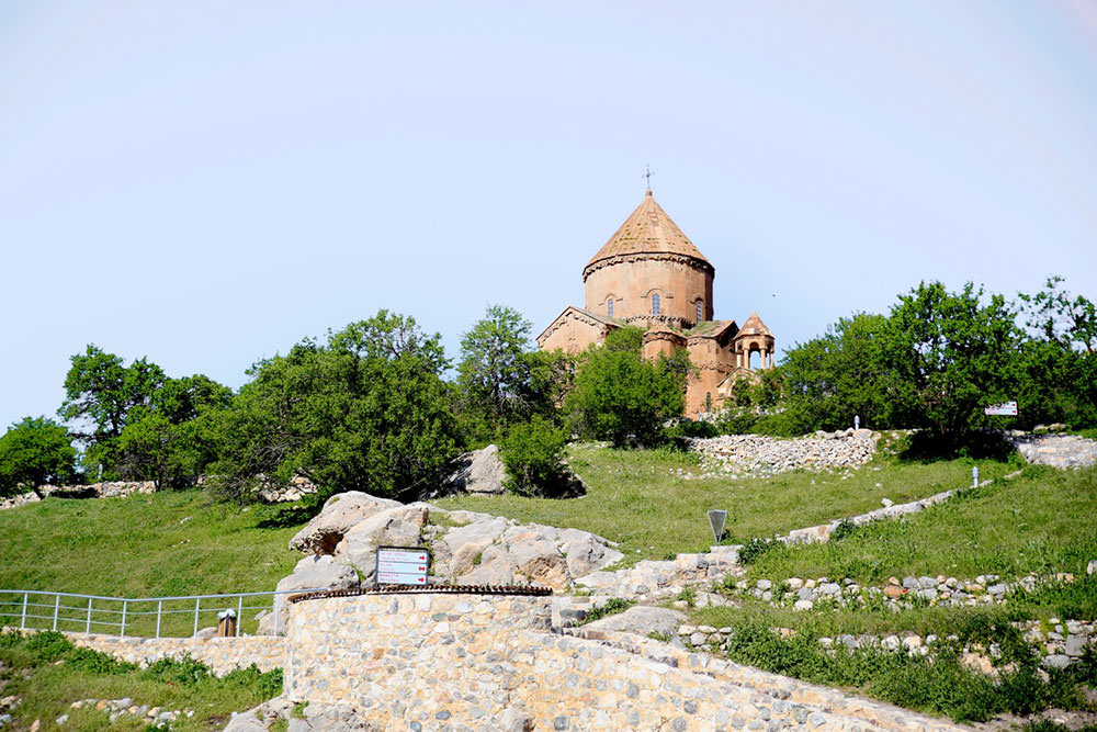 Akdamar Church was restored by Turkey and opened to the use of Armenian community as well as visit of tourists