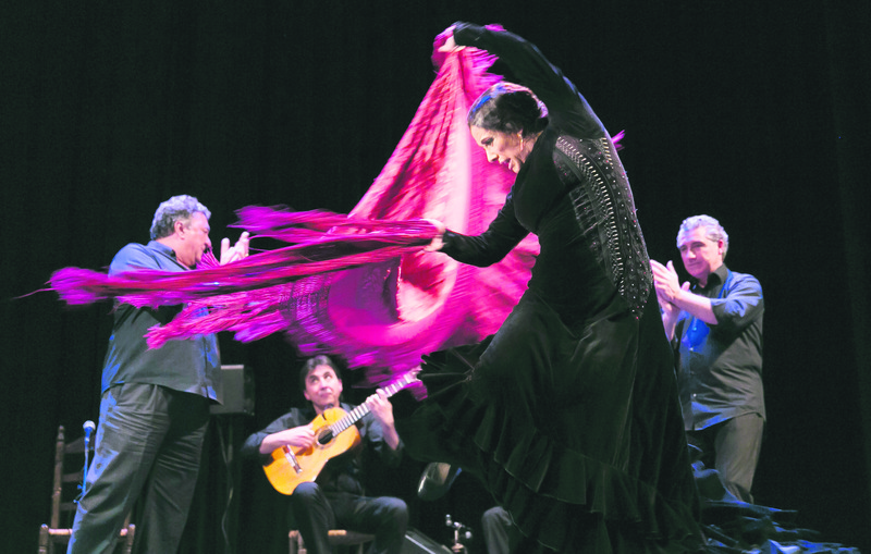 Yerbabuena won the Best Dancer Prize at Premios Flamenco, one of Spain's most prestigious awards, in 1999, 2000 and 2011.