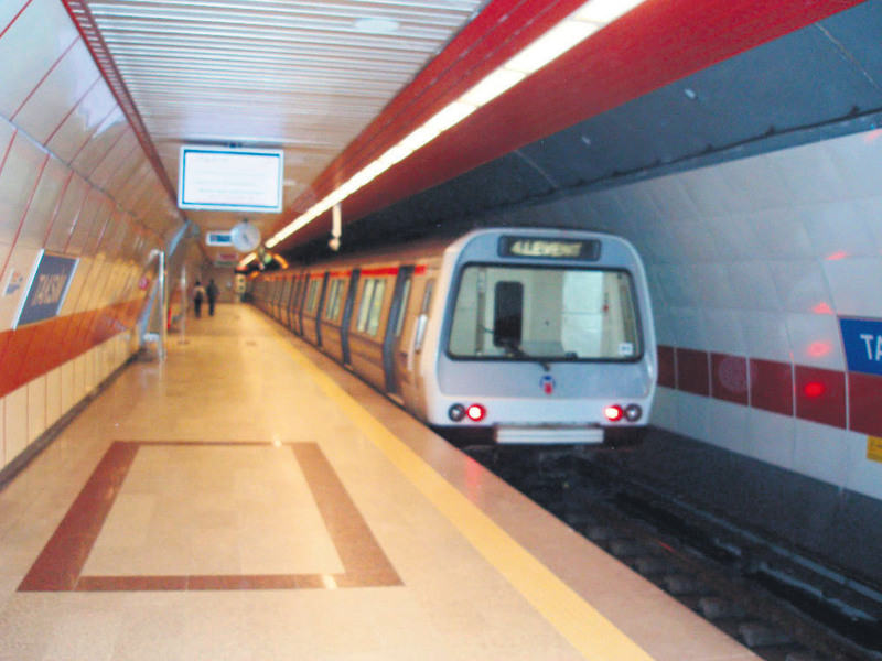 Istanbul's metro line, which was confined in a short distance on Istanbul's European side, has seen a major boost in the past decade with new lines on both sides of the city.