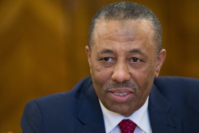 Libyan Prime Minister, Abdullah al-Thani (AP Photo)