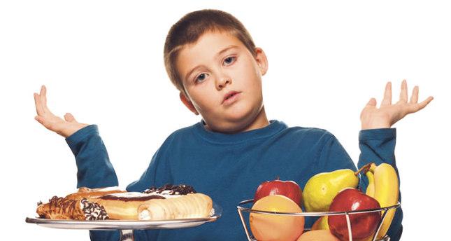 Adult obesity linked to childhood food habits