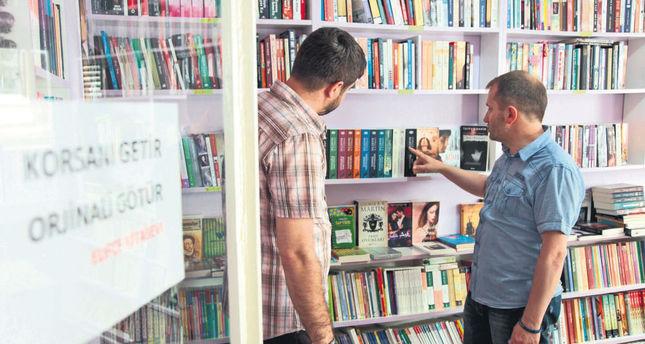 Campaign: Bring pirated book and take original book
