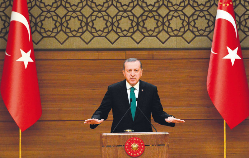 Opposition parties have based their campaign on hostility toward President Erdou011fan, who is not even a candidate in the June 7 parliamentary elections.