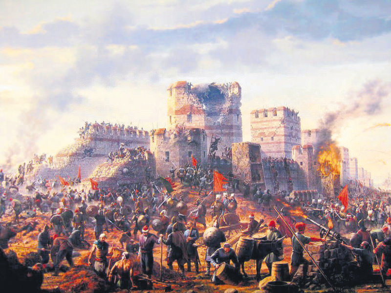 The conquest of Constantinople: The heralding in a new era - Daily Sabah