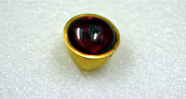 2,000 year-old Roman ring attracts visitors