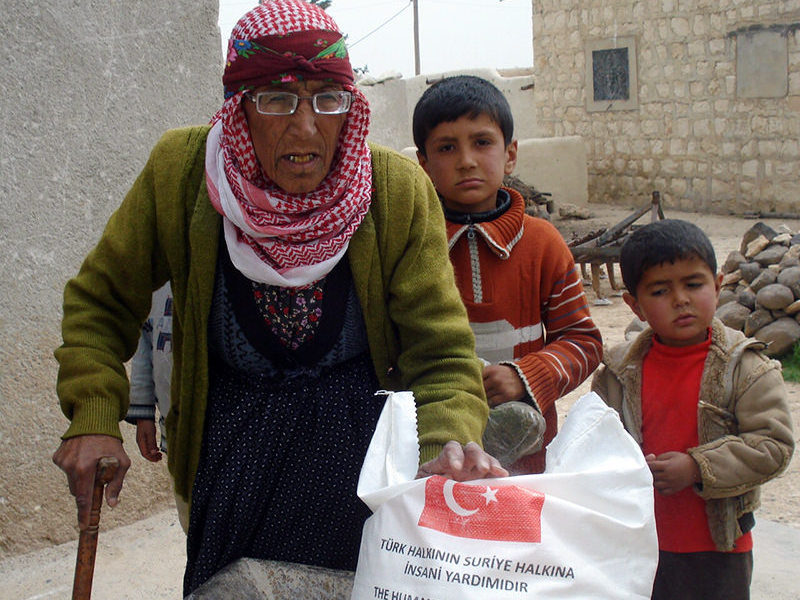 Syrian Turkmens grateful for Turkish help that saved them from massacre