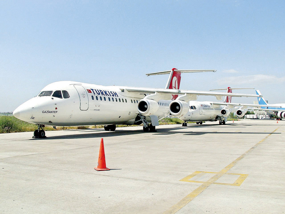 Turkish Airlines in talks to takeover Romanian carrier