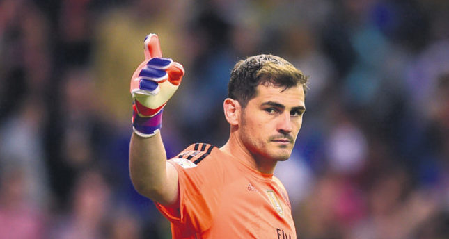 Marca: Turkish clubs lining up for Casillas