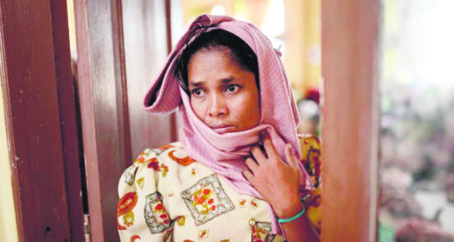 Rohingya woman remembers Aceh fisherman who saved her