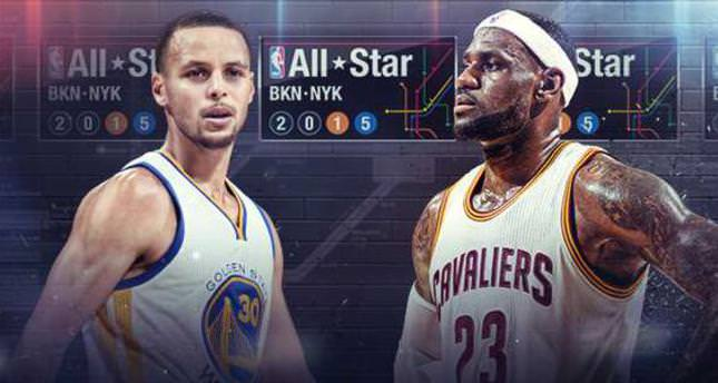 Can King James put out the torch of Curry? We're about to find out