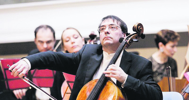 Accomplished Russian cellist to perform in Istanbul