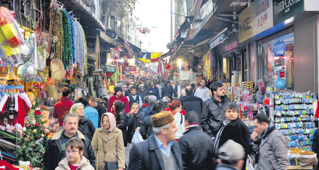 A shopping experience of a lifetime in Tahtakale