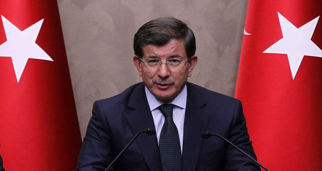 Turkey's PM Davutoğlu: Opposition parties see elections as the last chance