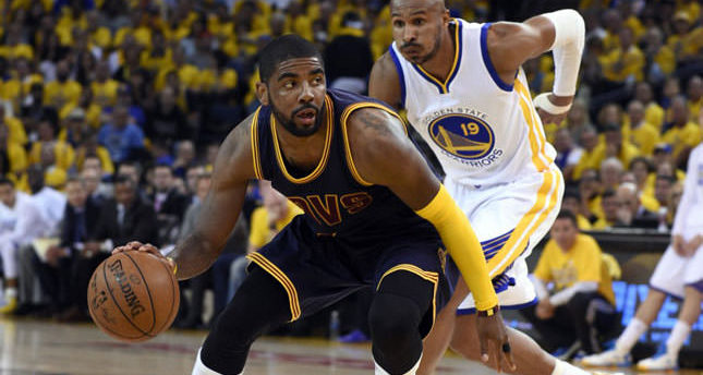 Uncle Drew to undergo MRI as Cavaliers lose Game 1 in overtime against Warriors