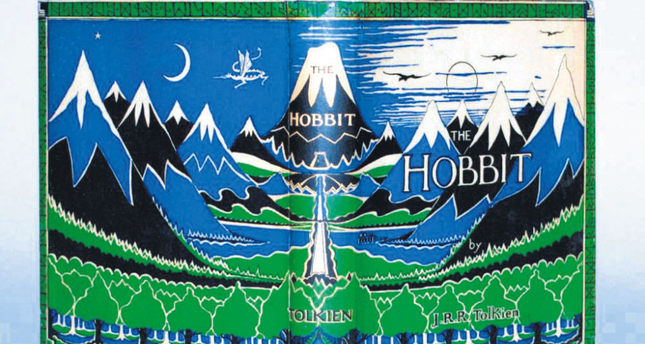First edition of 'The Hobbit' sold for $209,670