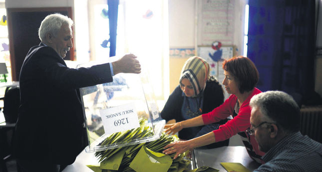 General elections end on a smooth and fair note