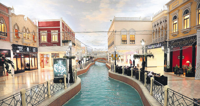 Villaggio Mall Shopping Center in Doha, Qatar. With population growth and an increasing number of expats, Qatar is no longer a market to ignore.