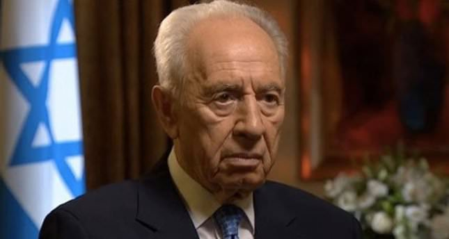 Israel's former president Peres: 'I'm pleased with the election results in Turkey'