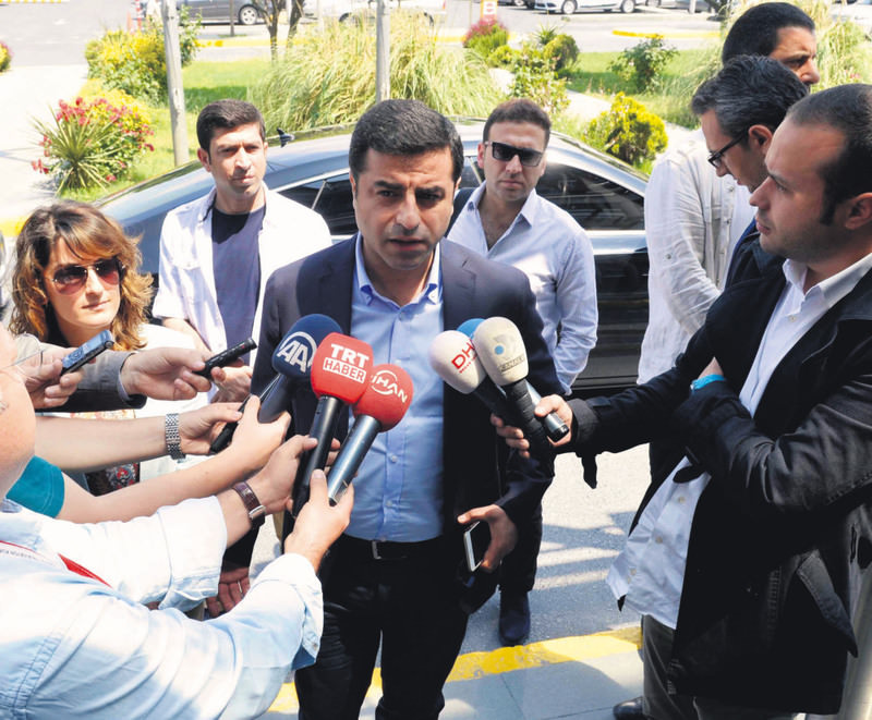 Co-chair of Peoples' Democratic Party (HDP).