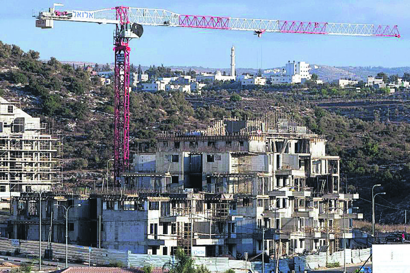 Israel is hoping to bring in thousands of foreign workers to accelerate the pace of construction in the occupied territories.