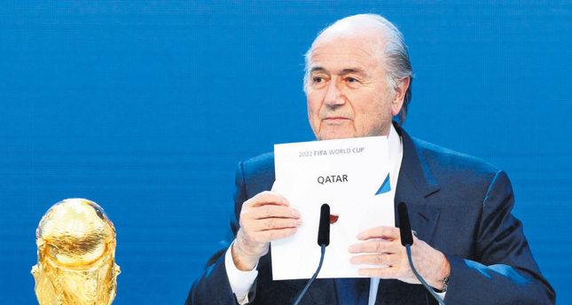 Chairman of FIFA's audit: Russia, Qatar might lose their World Cups