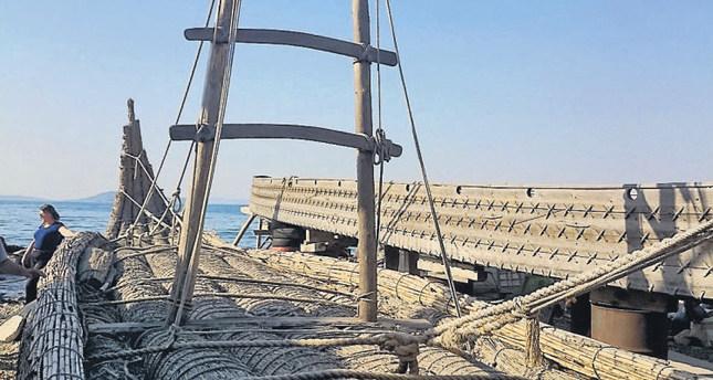 2,000-year-old Roman-era harbor revived in Urla