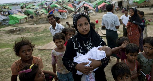 Pakistan to send $5 million aid for Rohingya Muslims