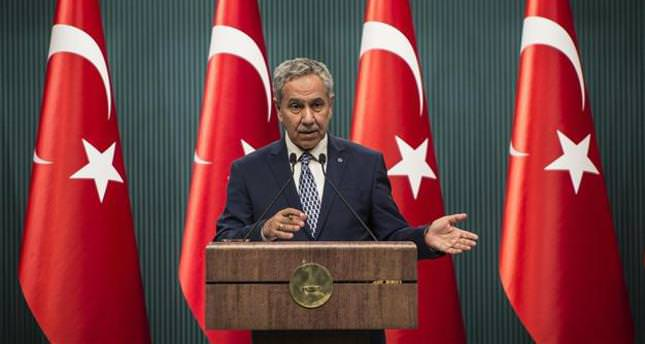 AK Party destined to be in power says Turkish Deputy PM Minister Bülent Arınç
