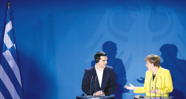 Greece makes new proposals to end bailout impasse