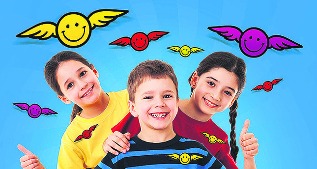 Smile for children worldwide