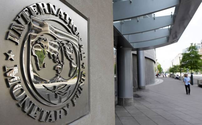 IMF says can support Ukraine without private debt deal