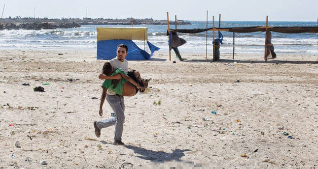 Israel closes case on Gaza beach deaths, calls it accidental