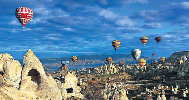 Japan's Okura to open new hotel in Cappadocia