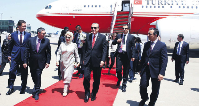 Erdoğan and Putin meet in Baku, focus on Syria and energy