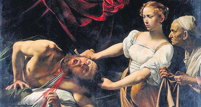 an analysis of the different painting styles used by the artists bernini and caravaggio