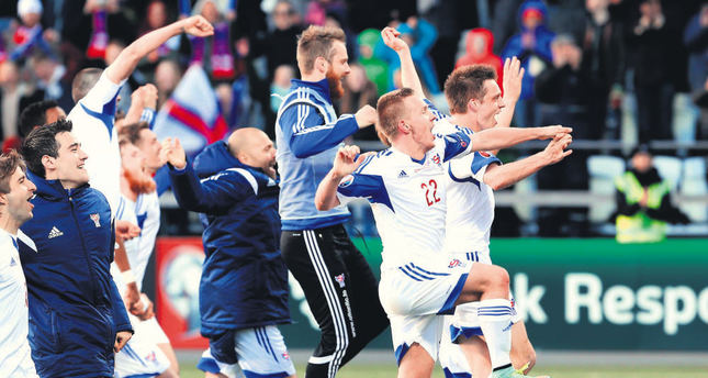 Stunned by Faroes, Greece hits rock bottom in Euro 2016