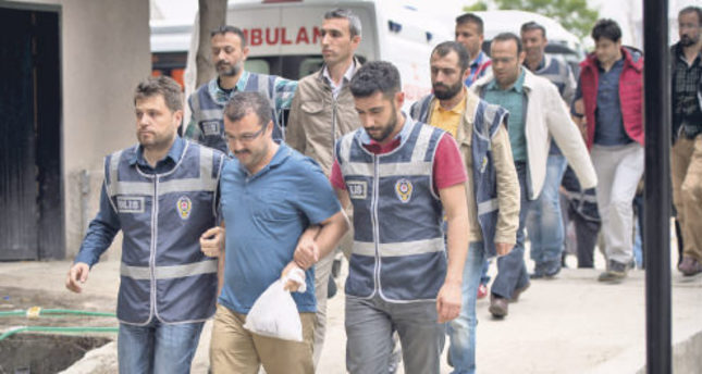 Turkey: 21 suspects detained in civil service exam cheating scandal