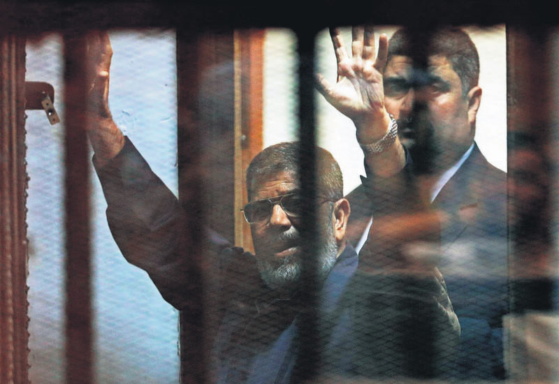 Egypt's first democratically elected president, Mohammed Morsi