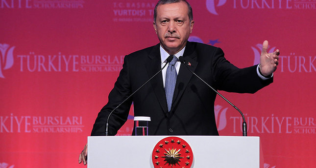 President Erdoğan: 'Morsi death penalty massacre of rights and freedoms'