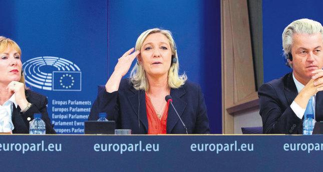 New far-right bloc challenges EU integration