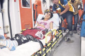 PKK's latest attack injured Mizgin Tire, 15.