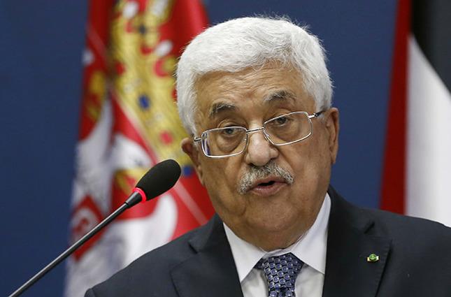 President Mahmoud Abbas (AP Photo)
