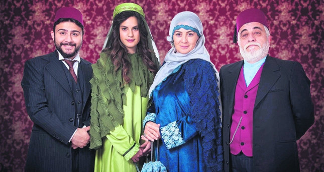 The new series is breaking new ground in Turkish television, which always airs series for 90 or 120 minutes. If the 45-minute version becomes successful, the team will be the pioneer of the sector.