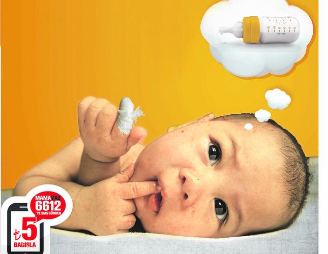 'Babies Cannot Endure Hunger'