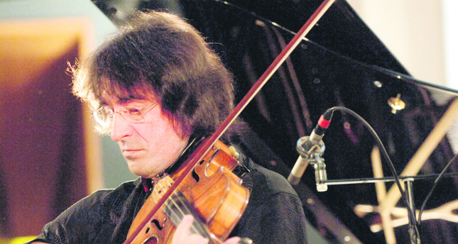 Moscow Soloists to offer a joy for the ears in Istanbul