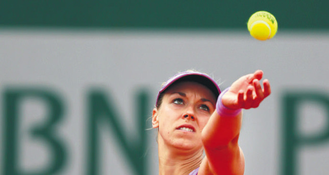 Lisicki fires record 27 aces and makes history