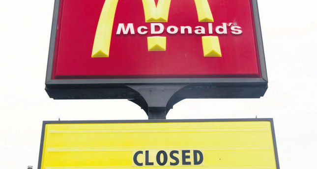McDonald's to shrink in US, 1st time in decades