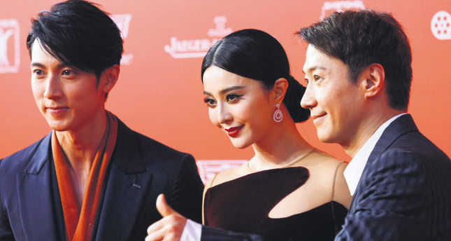 China has Hollywood-size ambitions for film industry
