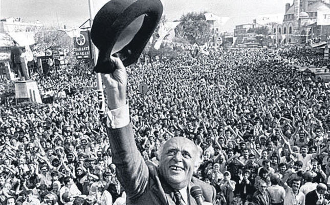 Süleyman Demirel: Dream for a 'Great Turkey'